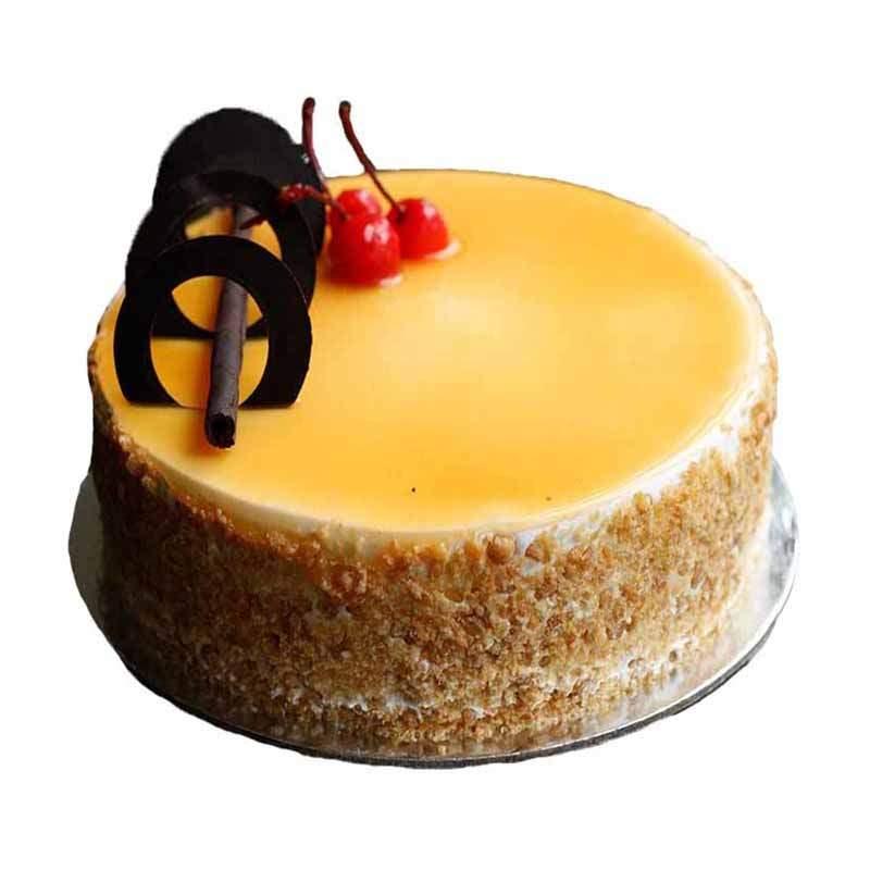 Butterscotch Cake 02 Cakescorner.in