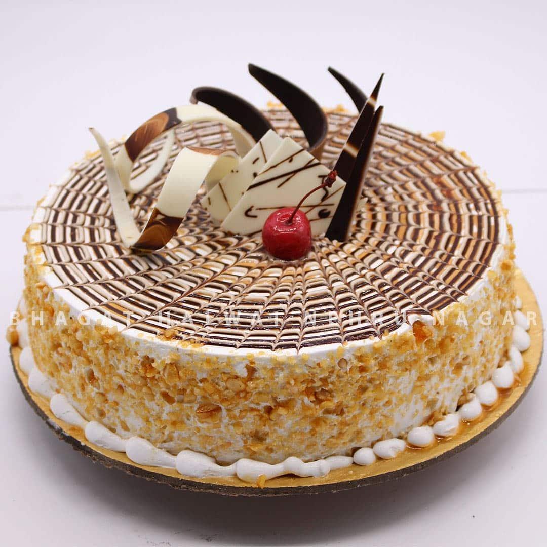 Butterscotch cake 3