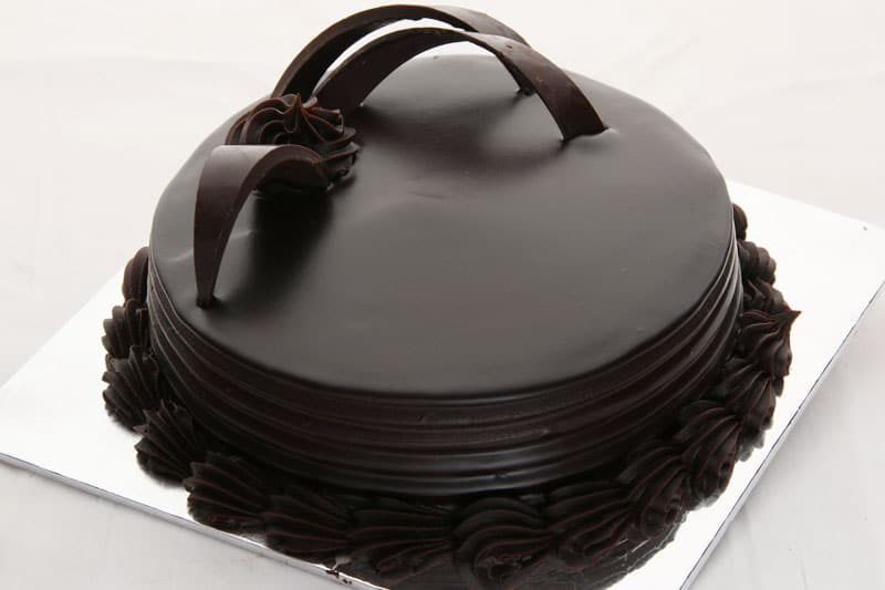 Truffle Cake1