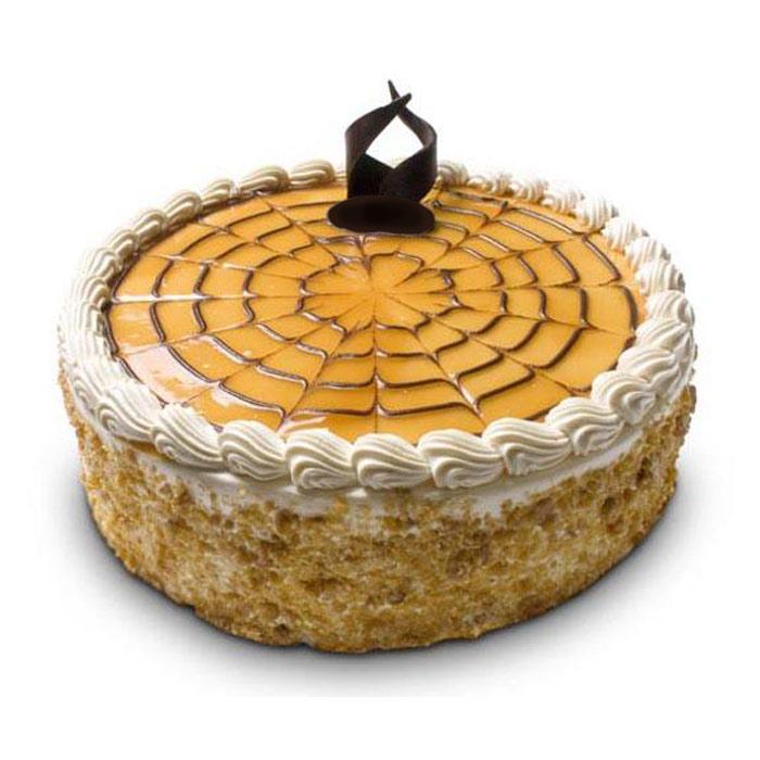 butterscotch cake 1 kg eggless 0