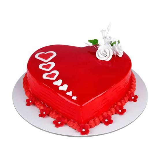 Hearty Red Velvet Cake