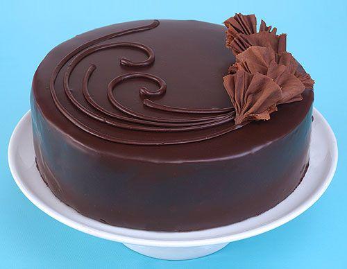 Chocogun Sugarfree Cake